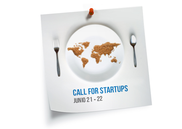 CALL FOR STARTUPS:Agrifood